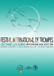 Festival International de Trompes, Région Rhône Alpes - Divonne-les-Bains (01) @ Hippodrome  | Divonne-les-Bains | Auvergne-Rhône-Alpes | France