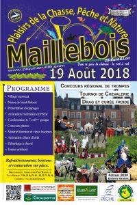 Concours Fédéral Région Centre – France - Maillebois (28) @ Parc du Château | Maillebois | Centre-Val de Loire | France