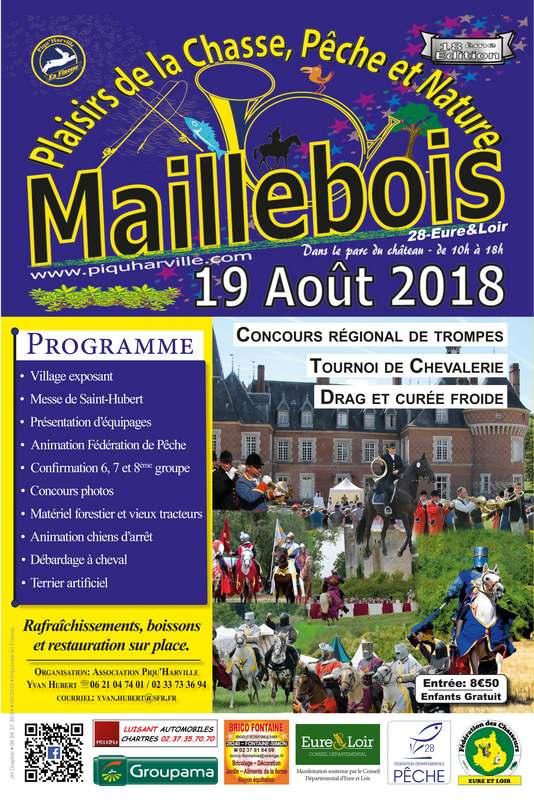 Concours Fédéral Région Centre – France - Maillebois (28) @ Parc du Château   Maillebois   Centre-Val de Loire   France