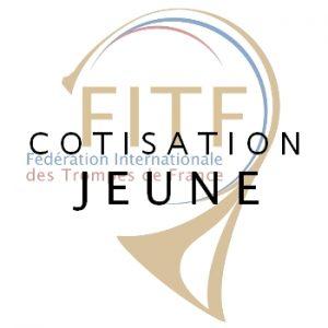 Cotisation Jeune FITF