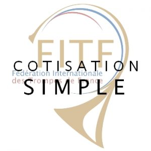 cotisation FITF simple