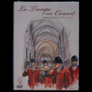 DVD du Grand Concert des Champions de Reims 2012, édité par la FITF