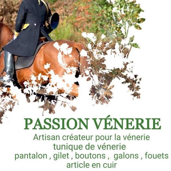 Logo Passion Vénerie