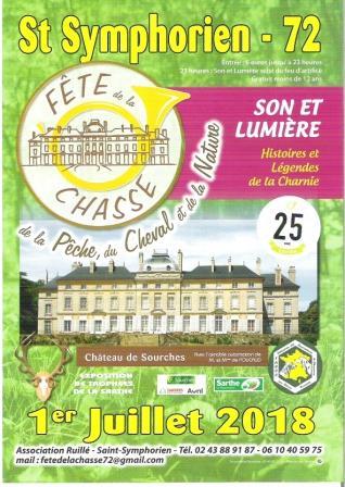 Concours Région Pays de la Loire- St Symphorien (72) @ Château de Sourches   Saint-Symphorien France   Pays de la Loire   France