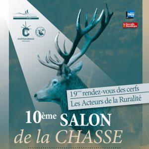 10eme salon de la chasse - Châteauroux (36) @ Hall des expositions de Belle-Isle | Châteauroux | Centre-Val de Loire | France