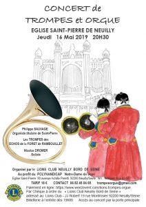 Concert région Ile de France, Neuilly sur Seine (92) @ Eglise Saint-Pierre | Neuilly-sur-Seine | Île-de-France | France