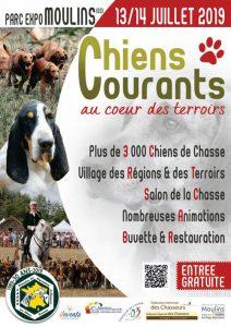 Fête du chien courant - 30 ans FACCC, Moulins (03) @ Parc des expositions de Moulins | Avermes | Auvergne-Rhône-Alpes | France