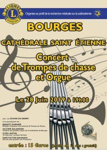Concert région Centre-Val de Loire, Bourges (18) @ Cathédrale Saint-Etienne | Bourges | Centre-Val de Loire | France
