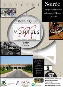 Concert Région Occitanie - Albias (82) @ Domaine de Montels | Albias | Occitanie | France