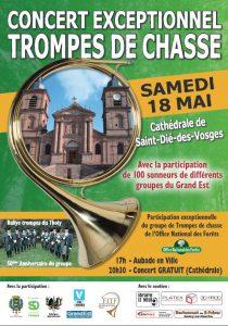 Concert région Grand-Est, Saint-Dié-des-Vosges (88) @ Cathédrale de Saint-Dié-des-Vosges   Saint-Dié-des-Vosges   Grand Est   France