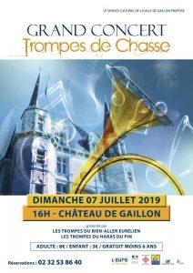 Concert région Centre-Val de Loire, Gaillon (27) @ Château de Gaillon | Gaillon | Normandie | France