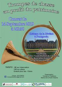 Concert région centre-Val de Loire, Pontgouin (28) @ Château de La Rivière | Pontgouin | Centre-Val de Loire | France