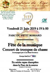 Concert région Centre-Val de Loire - Senonches (28) @ parc du petit brossard | Senonches | Centre-Val de Loire | France
