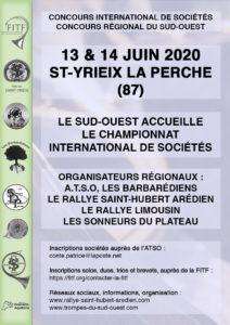 Festival international de sociétés – St Yrieix la Perche
