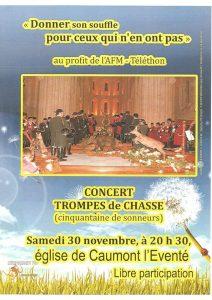 Concert région Normandie, Caumont l'Eventé (14) @ Eglise | Caumont-l'Éventé | Normandie | France