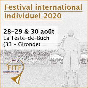 Festival international individuel, La Teste-de-Buch (33) @ Hippodrome | La Teste-de-Buch | Nouvelle-Aquitaine | France