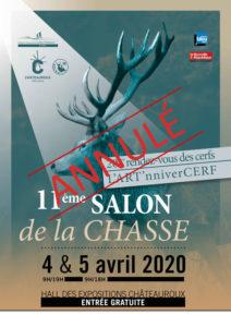 Salon de la chasse - Châteauroux (36) @ hall des expositions de Belle-Isle | Châteauroux | Centre-Val de Loire | France