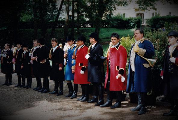 Championnat de Bourgogne et de la Nièvre à Saint-Honoré-les-Bains – 26 juin 1994