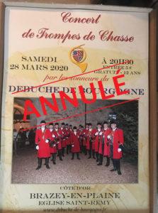 Concert région Bourgogne-Franche Comté, Brazey-en-Plaine (21) @ Eglise Saint-Rémy   Brazey-en-Plaine   Bourgogne-Franche-Comté   France