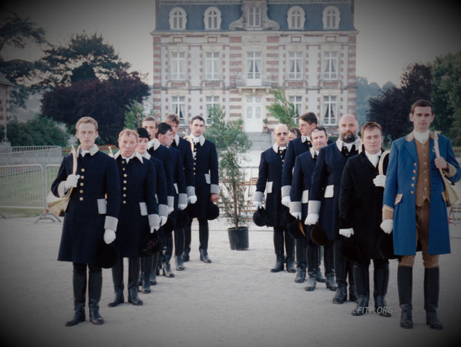 26ème concours de sociétés de Saint-Lô – 10 & 11 juin 1995