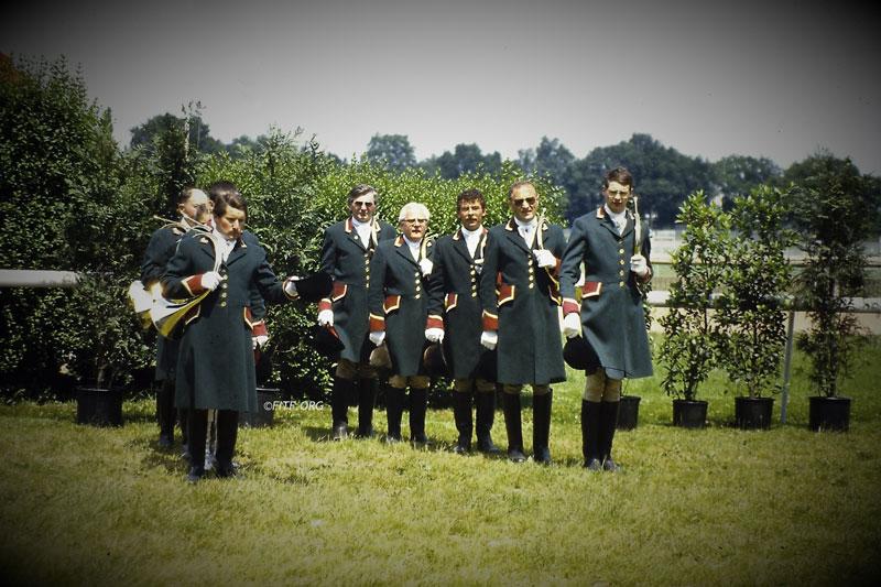 16ème festival international de sociétés à Nantes – 15 & 16 juin 1985