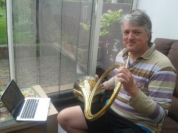 Ecoles de trompe & confinement – Trompes de Chasse d'Hazebrouck (59)