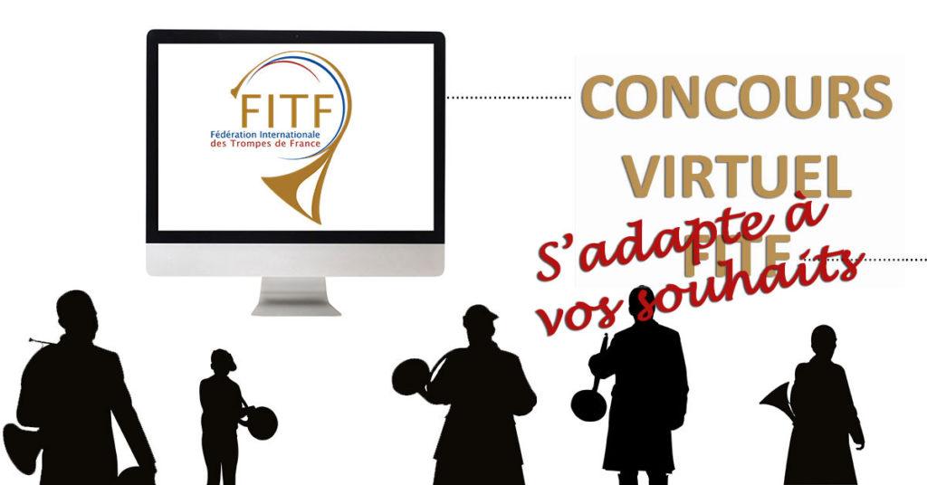 Le concours virtuel s'adapte à vos souhaits !