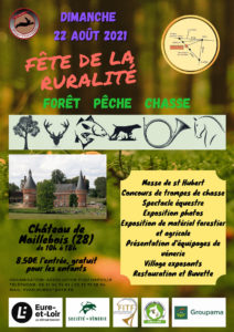 Concours fédéral Centre-Val de Loire, Maillebois (28) @ Parc du château | Maillebois | Centre-Val de Loire | France