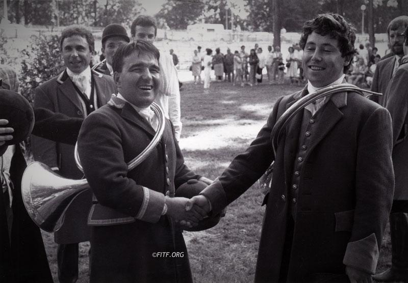 40eme festival international de Châteauroux – 6&7 septembre 1987