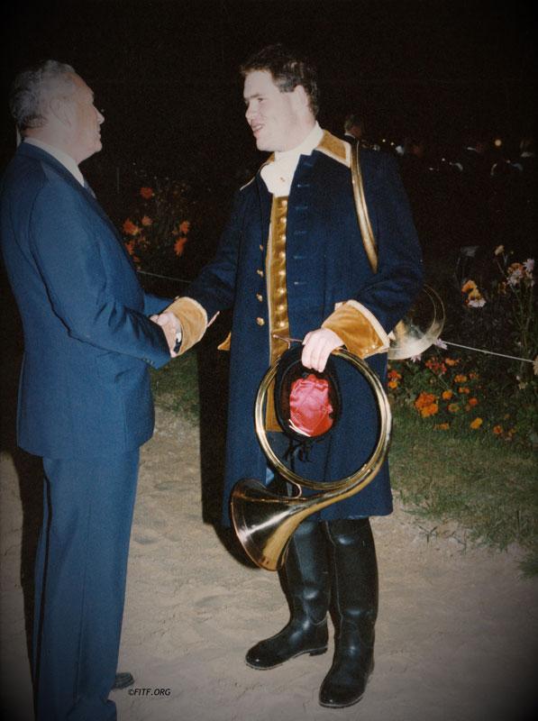 45eme festival international et 23eme concours de sociétés de Pompadour – 5&6 septembre 1992