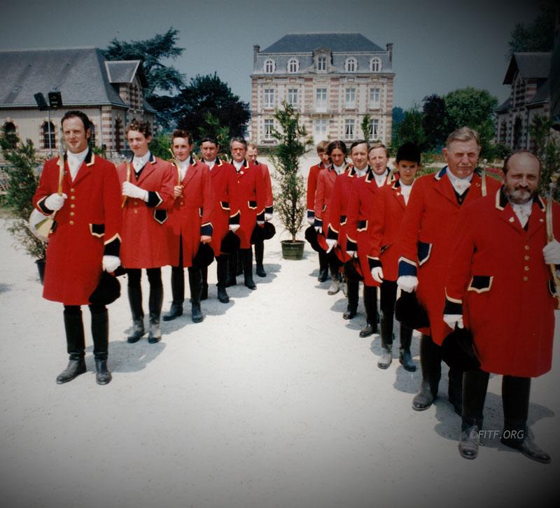 26eme concours de société à Saint-Lô – 10 & 11 juin 1995