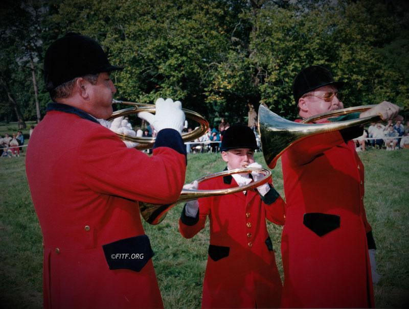 47eme festival international & 25eme concours de sociétés à Chantilly – 10 & 11 septembre 1994