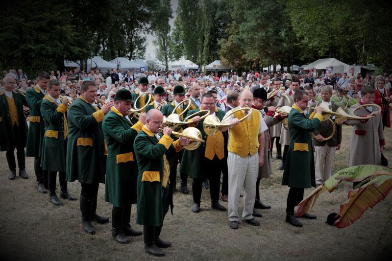 66eme festival international à Thilouze – 17 & 18 août 2013