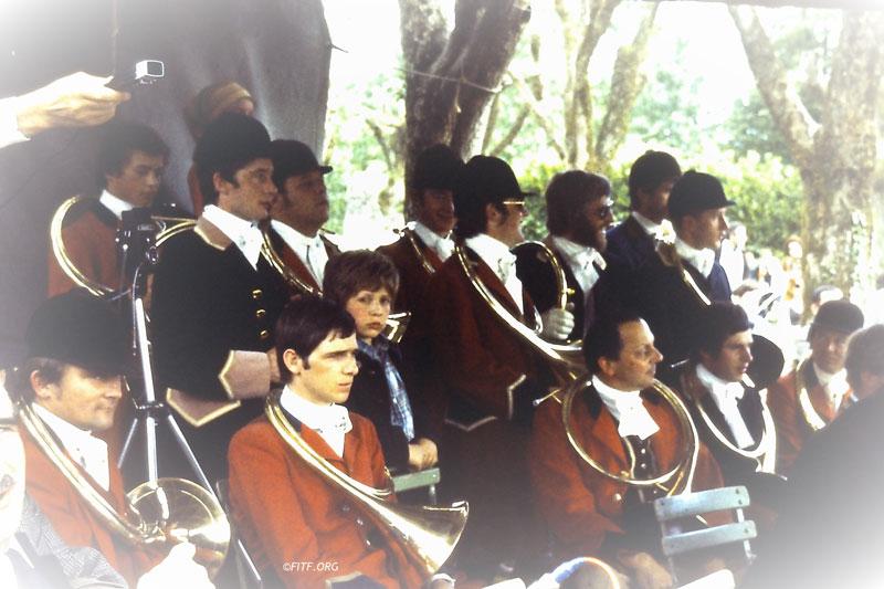 6eme festival international de sociétés à l'Abbaye de Pontlevoy – 15 & 16 mai 1976