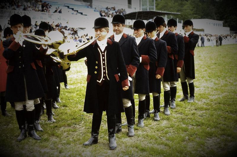 16eme concours de sociétés à Nantes – 15 & 16 juin 1985
