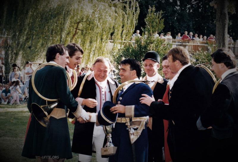 40eme festival international à Châteauroux – 6&7 septembre 1987