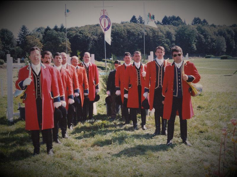 23eme concours de sociétés à Pompadour – 5 & 6 septembre 1992