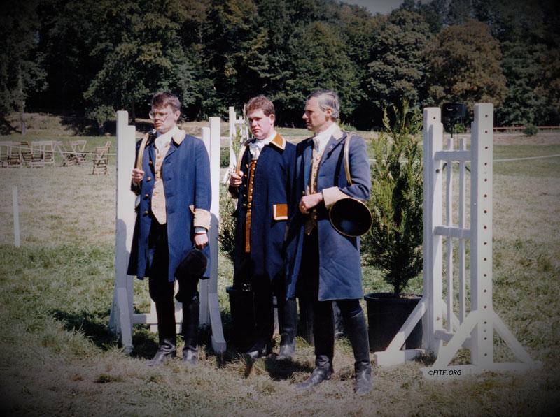 45eme festival international à Pompadour – 5 & 6 septembre 1992