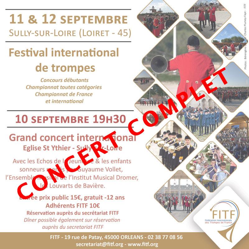 Concert festival 2021