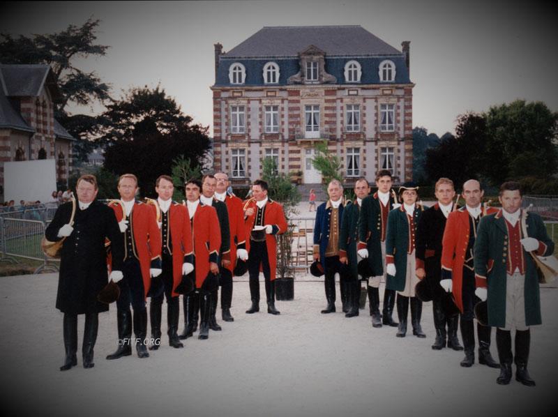 26eme concours de sociétés à Saint-Lô – 10 & 11 juin 1995