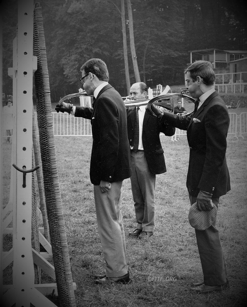 21eme festival international à Chantilly – 7 & 8 septembre 1968