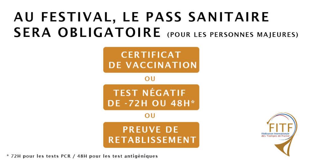 Mesures sanitaires festival international Sully-sur-Loire
