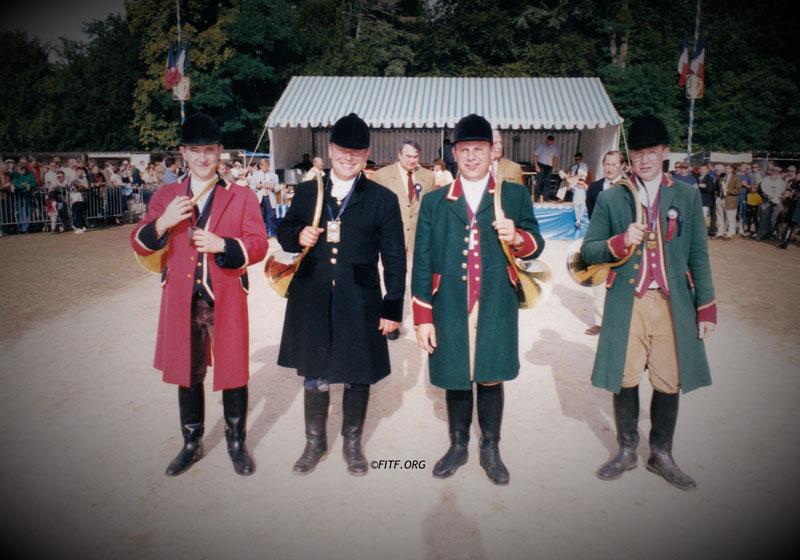 28eme festival de sociétés à Sully-sur-Loire, 5 & 6 septembre 1998